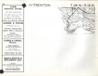 Trenton T24N-R18W, Pierce County 1960